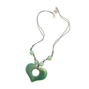 Necklace in Heart Shape